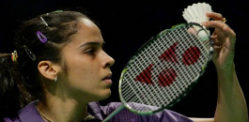 Saina Nehwal wins 2014 Australian Badminton Open