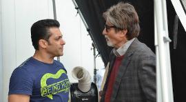Salman Khan Amitabh Bachchan