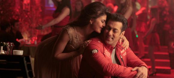 Salman Khan & Jacqueline Fernandez, Kick