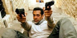 Salman Khan and his Showcase of Stunts