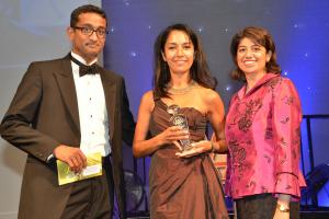 Seeta Indrani, Achievement in Media Arts and Culture