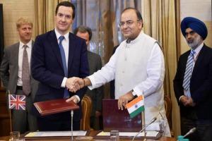 Osborne and Modi