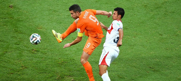 FIFA World Cup Netherlands v Costa Rica