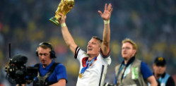 Germany wins 2014 FIFA World Cup Brazil