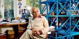 Rasheed Araeen returns to Ikon