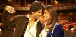 Shahid Kapoor 'Bumps' into Priyanka Chopra