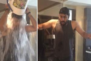 Abhishek Ice Bucket