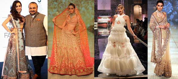 BMW India Bridal Fashion Week Day 1