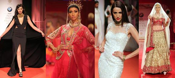 BMW India Bridal Fashion Week Day 3