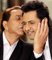 Double Di Trouble for Dharmendra and Gippy