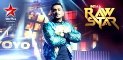 Yo Yo Honey Singh judges India's Raw Star