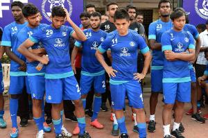 India V Pakistan Football
