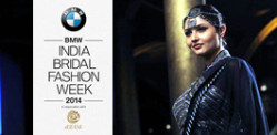 Highlights of BMW India Bridal Fashion Week