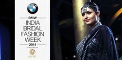 Highlights of BMW India Bridal Fashion Week