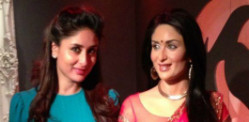 Kareena Kapoor welcomes new Madame Tussauds outfit