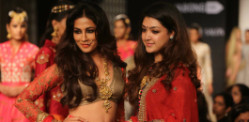 Designers Amaze at Lakmè Winter/Festive 2014