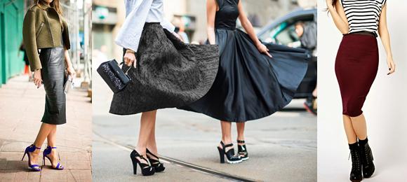 Midi Skirt Trends