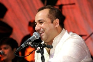 "Rahat Fateh Ali Khan's New Album ""Back 2 Love"""