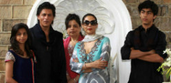 Shahrukh Khan Overprotective of AbRam