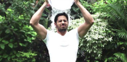 Bollywood Stars do Ice Bucket Challenge