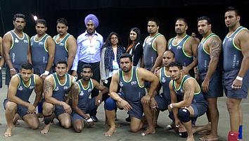 World Kabaddi League