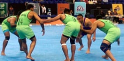World Kabaddi League 2014 at the O2