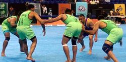 World Kabaddi League 2014 at the O2