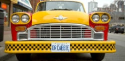 Big Bang Theory's Raj stars in Dr. Cabbie