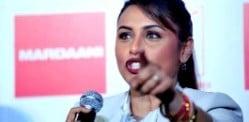 Rani Mukerji plays Gritty Cop in Mardaani