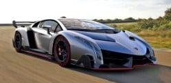 10 च्या 2014 सर्वात महागड्या कार