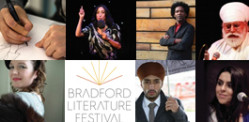 Bradford Literature Festival ~ Launch Weekend