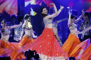 Deepika at IIFA