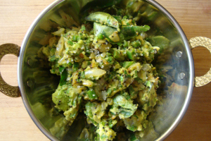 Indian Guacamole