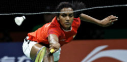 PV Sindhu clinches World Badminton 2014 Bronze