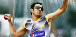 Saeed Ajmal Suspended from Bowling for Pakistan