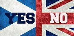 Scotland Votes No to Independence