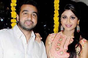 Shilpa and husband