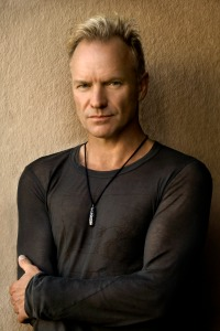 celina to sing with sting
