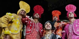Bhangra Competitions