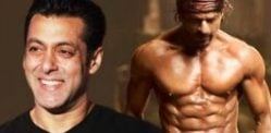 Salman Comments on Shahrukh's 8 Pack