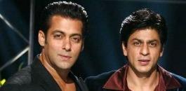 Shahrukh and Salman