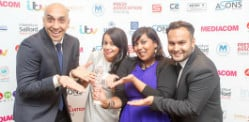 The Asian Media Awards 2014 Winners
