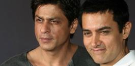 Aamir and Shahrukh
