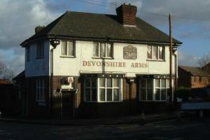 Devonshire Pub Winson Green