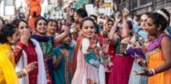 Soho Road BID celebrate First Community Diwali