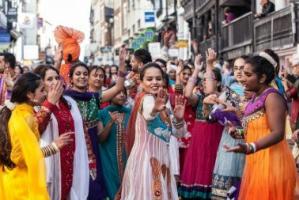 Diwali in Birmingham