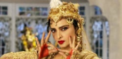 Rekha is Golden as Super Nani