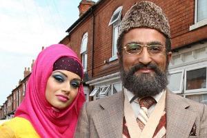 Mr Khan and Alia