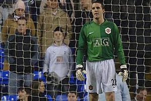 O'Shea in goal
