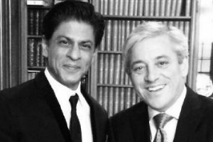 SRK and John Bercow